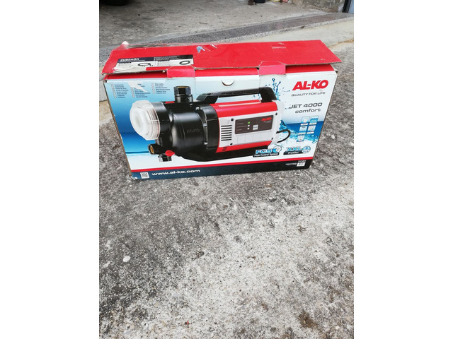 Pompa irrigazione AL-KO JET 4000 - 3