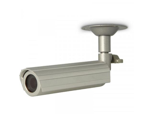 EL.MO. Bullet camera compatta AHD 1080p per interno/esterno, ottica fissa 3.6mm,
