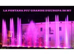 FONTANE DANZANTI SPETTACOLI CON FUOCO IN TUTTA ITALIA