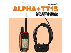 Nuovo Garmin Alpha 100 Combo con 2 - Mini TT15 Collar 2 - Dog System