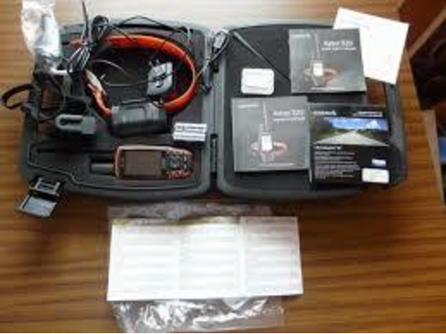 Garmin astro 320 / Alpha 100 / Sportdog Tek 2.0 PDA con DC50 T5 Collari ECC