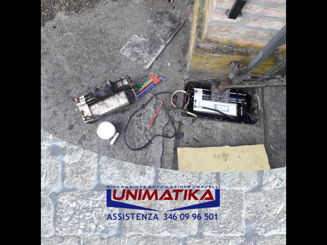 Assistenza e Riparazione cancelli automatici a Lugo - 3/5