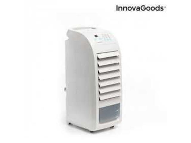 Condizionatore Evaporativo Portatile InnovaGoods 4,5 L 70W Grigio