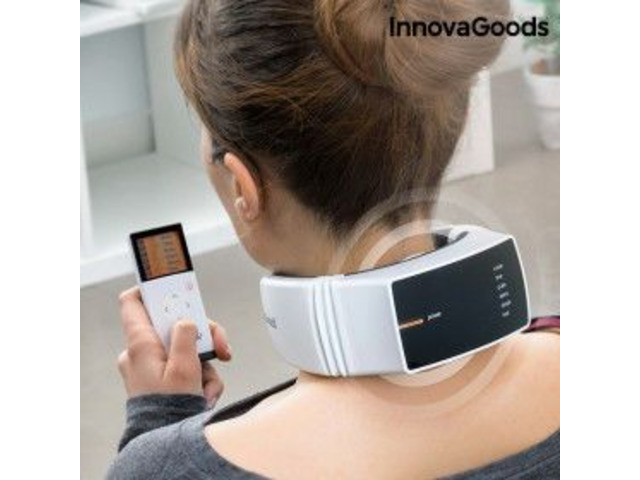 Massaggiatore Cervicale Ricaricabile Pro InnovaGoods