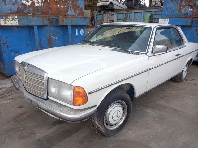 Pezzi per Mercedes 230 CE W123 Coupè - 1/6
