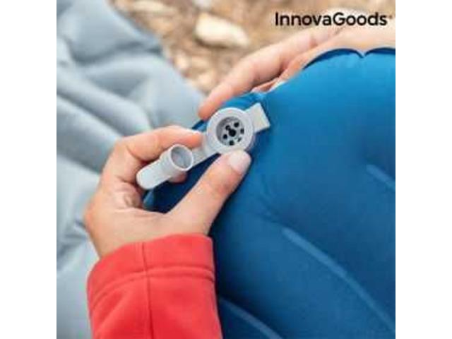Materassino e Cuscino Gonfiabili Ultralight InnovaGoods - 4