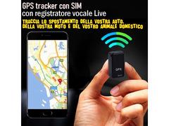 Mini localizzatore GPS in tempo reale