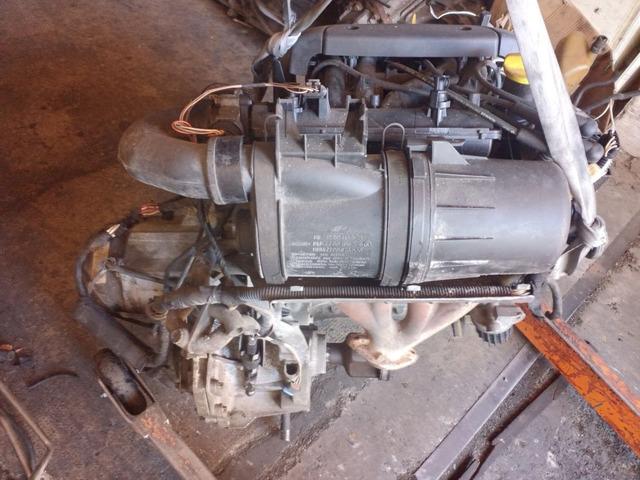 Motore Renault Twingo 1200 D7FF7 - 2/3