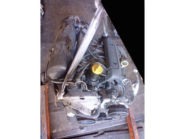 Motore Renault Twingo 1200 D7FF7 - 3/3