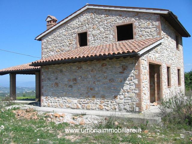 Rif. 154 casale vic Todi - 3
