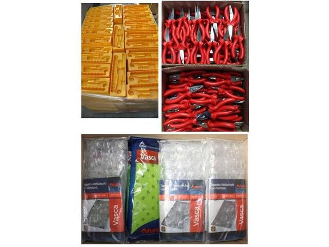 Stock vendita fallimentare di  ferramenta brico 160bancali - 4