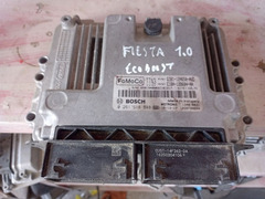 Centralina Ford Fiesta 1000 Ecoboost 0261S18848