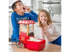 Macchina per Pop Corn Sweet & Pop Times InnovaGoods 1200W Rossa