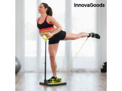 Pedana Fitness per Glutei e Gambe con Guida