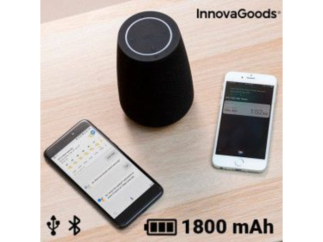 Smart Speaker Bluetooth Assistente Virtuale