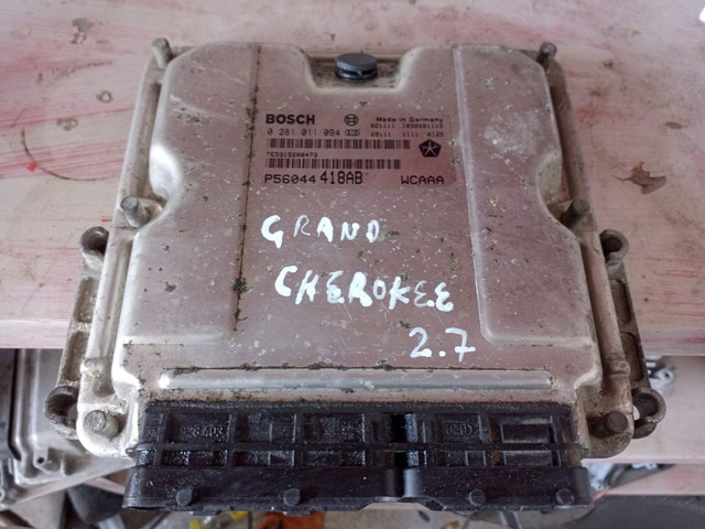 Centralina Jeep Grand Cherokee 2.7 CRD 0281011094