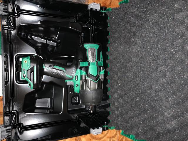 Avvitatore ad impulsi Hikoki MultiVolt WR36DB 1050 NM Nuovissimo - 2
