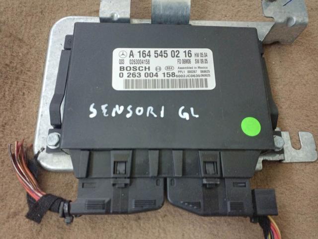 """Centralina sensori parcheggio Mercedes ML / GL """"06"""