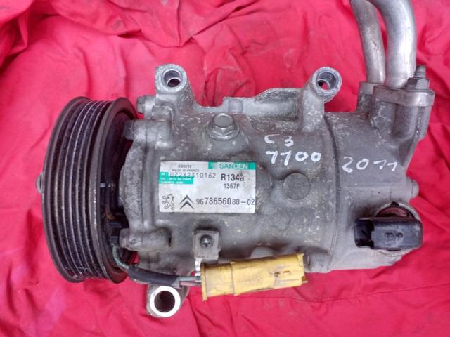 Compressore aria condizionata Citroen C3 1.1 2011