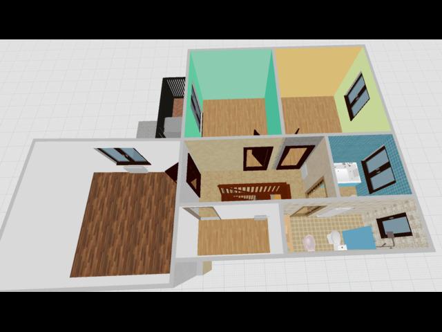 Casa singola tranquilla comodo a servizi. 3 camere openspace, pompeiana e garage - 2