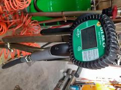 carrello portafusto olio con pompa pneumatica e erogatore digitale - 3