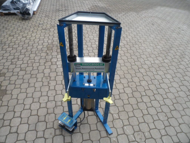 SMONTA AMMORTIZATORI PER OFFICINA USATO - 1