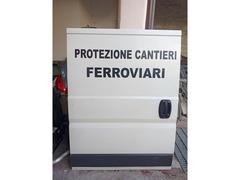 Porta scorrevole Fiat Ducato Peugeot Boxer 2016