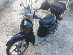Scarabeo Aprilia 50 cc mod. Street colore nero