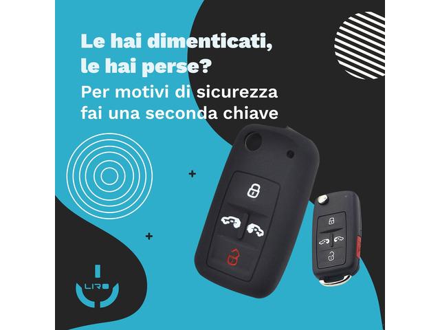 Duplicazione e programmazione di chiavi e telecomandi auto di tutte le marche - 2