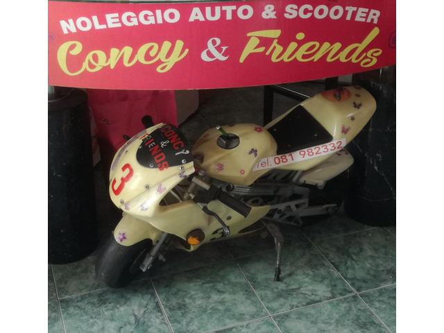 NOLEGGIO AUTO SCOOTER & EBIKE - 9