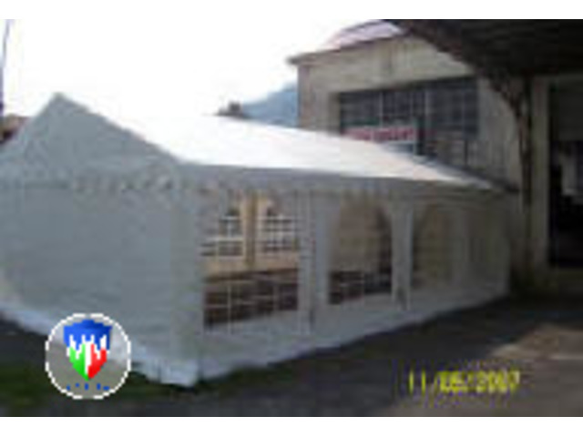 Strutture in Pvc Professionali 6 x 8 x 3,0 mt. pvc ignifugo mmitalia - 8