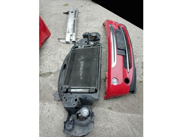 Musata frontale Mini Cooper anno 2005 - 2