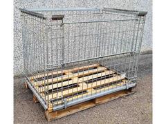 Cestoni contenitori paretali usati per pallet