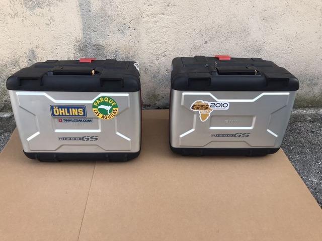 R1200 GS R1200GS R 1200GS R 1200 GS valigie borse laterali