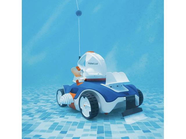 Robot Pulitore Bestway Per Pulizia Piscina 58482 Flowclear Aquatronix