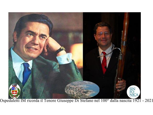 Giuseppe Di Stefano Tenore 100° Anniversario