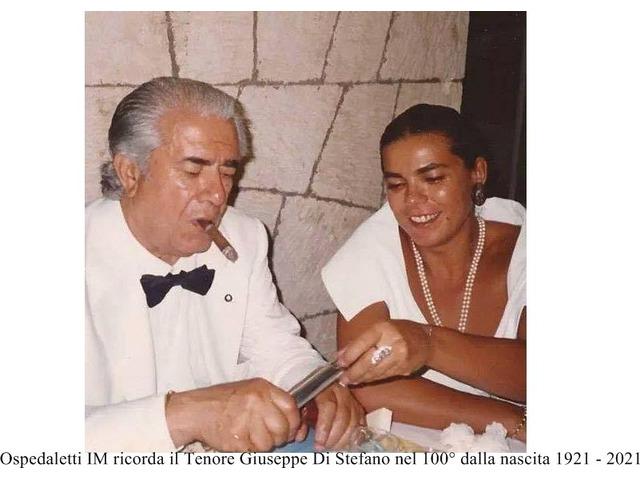 Giuseppe Di Stefano Tenore 100° Anniversario - 3