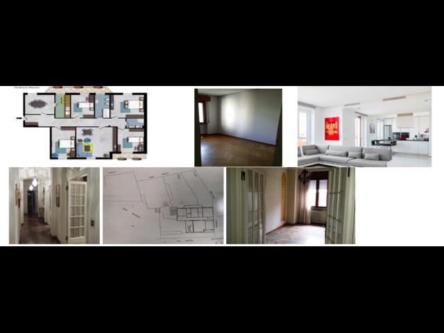 Appartamento 185 mq Via Genova - PC