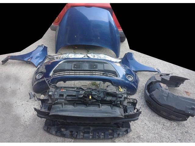 Musata e Kit airbag Ford Fiesta 3P anno 2009