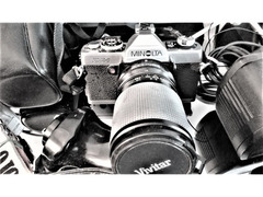 MACCHINA FOTOGRAFICA MINOLTA XG-1
