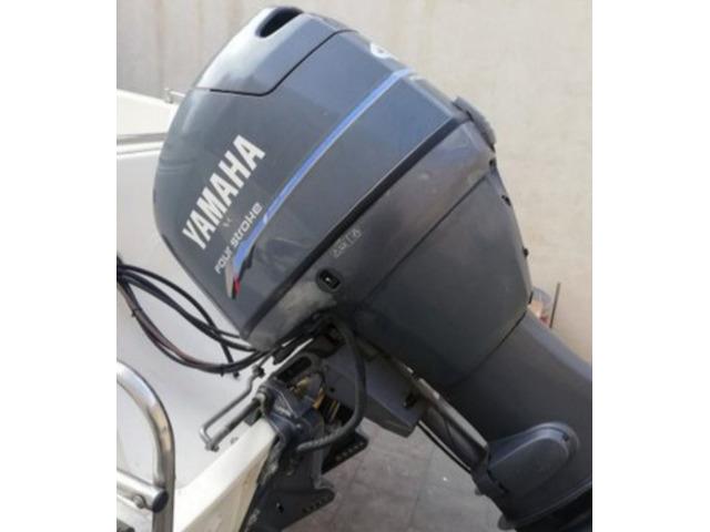 Motore fuoribordo Yamaha 40cv