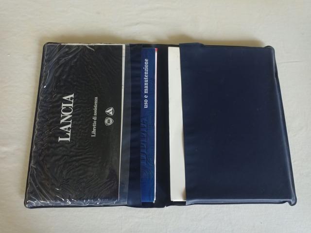 Libretti uso manutenzione Lancia Delta 1.5 - 1.6 - HF 1991 - 3