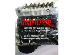 MOTORE MITSUBISHI L200 - PAJERO 2.5 (REVISIONATO)