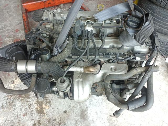 Motore Hyundai Matrix / Kia Cerato 1.5 CRDI D4FA - 2
