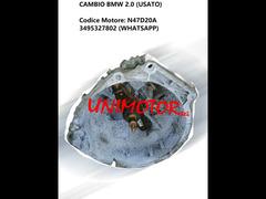 CAMBIO BMW 2.0 (USATO)