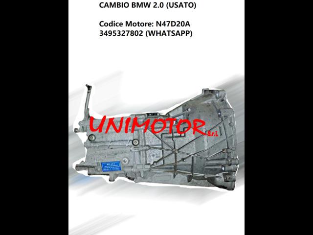 CAMBIO BMW 2.0 (USATO) - 3
