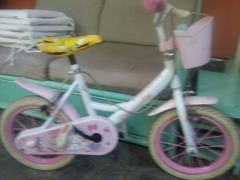 Bici per bambina Hello Kitty