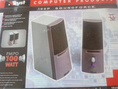 Casse acustiche 100P Sound force