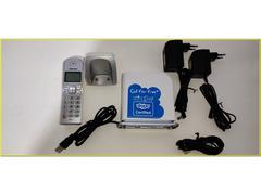 PHILIPS Telefono Voip Windows Skype Voip3211s-01