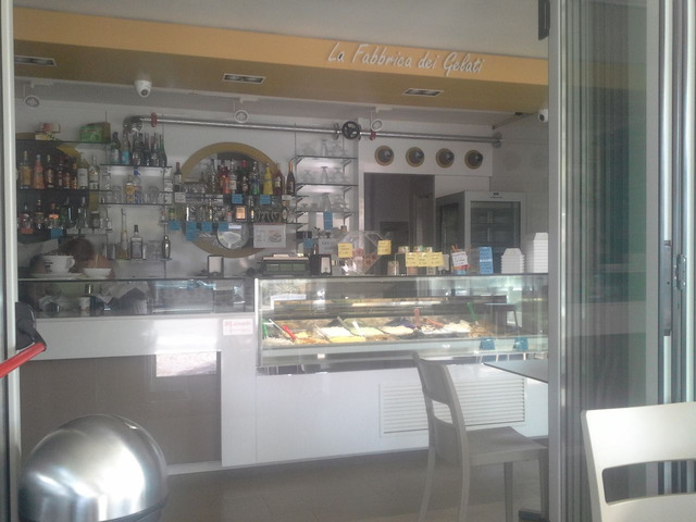 Bar gelateria a San Martino Siccomario